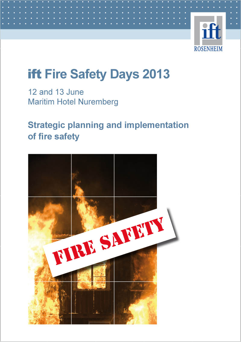ift Fire Safety Days 2013 (download)