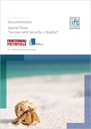 "ift-Documentation ""Success with Security + Quality"" (Download)"